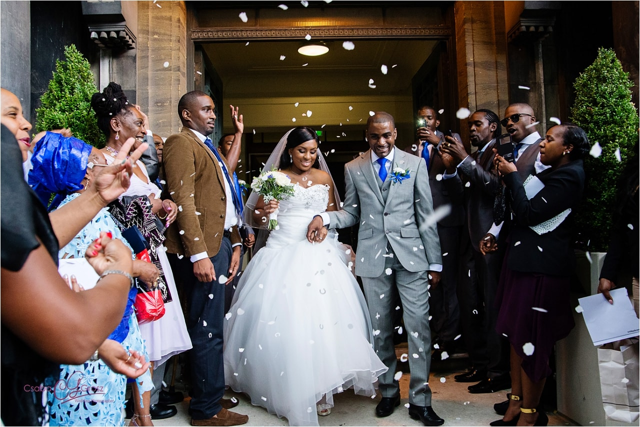 Ola and Ashley - Stoke Newington Wedding Photography11