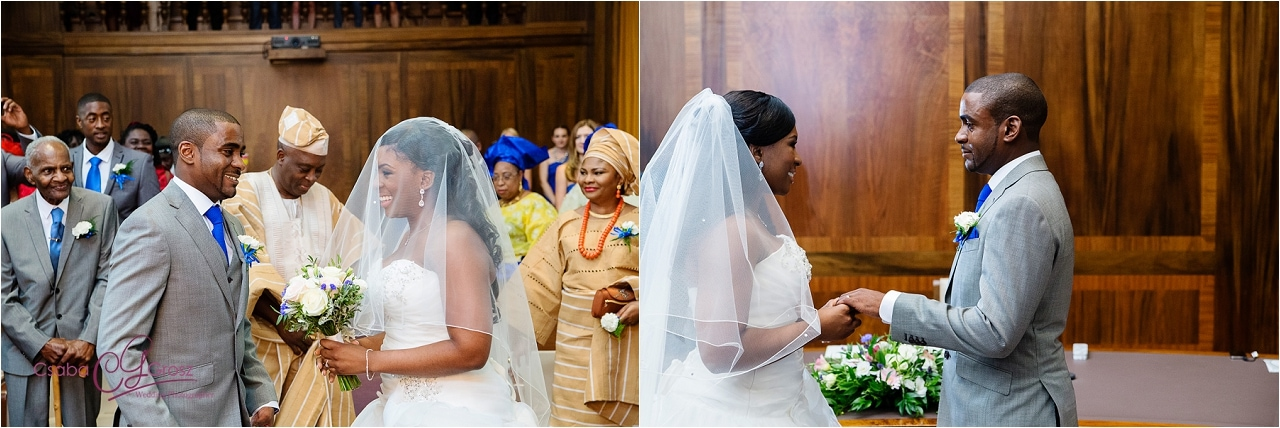 Ola and Ashley - Stoke Newington Wedding Photography19