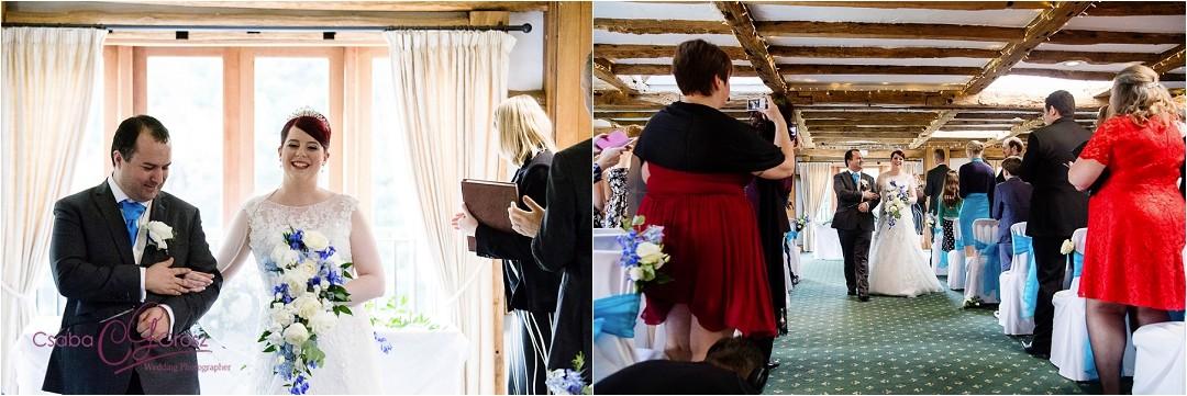 Wedding photography at High Rocks