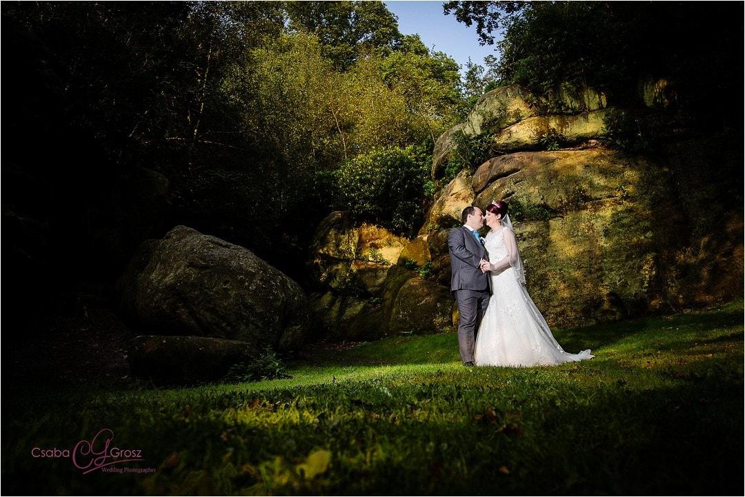High Rocks wedding photography