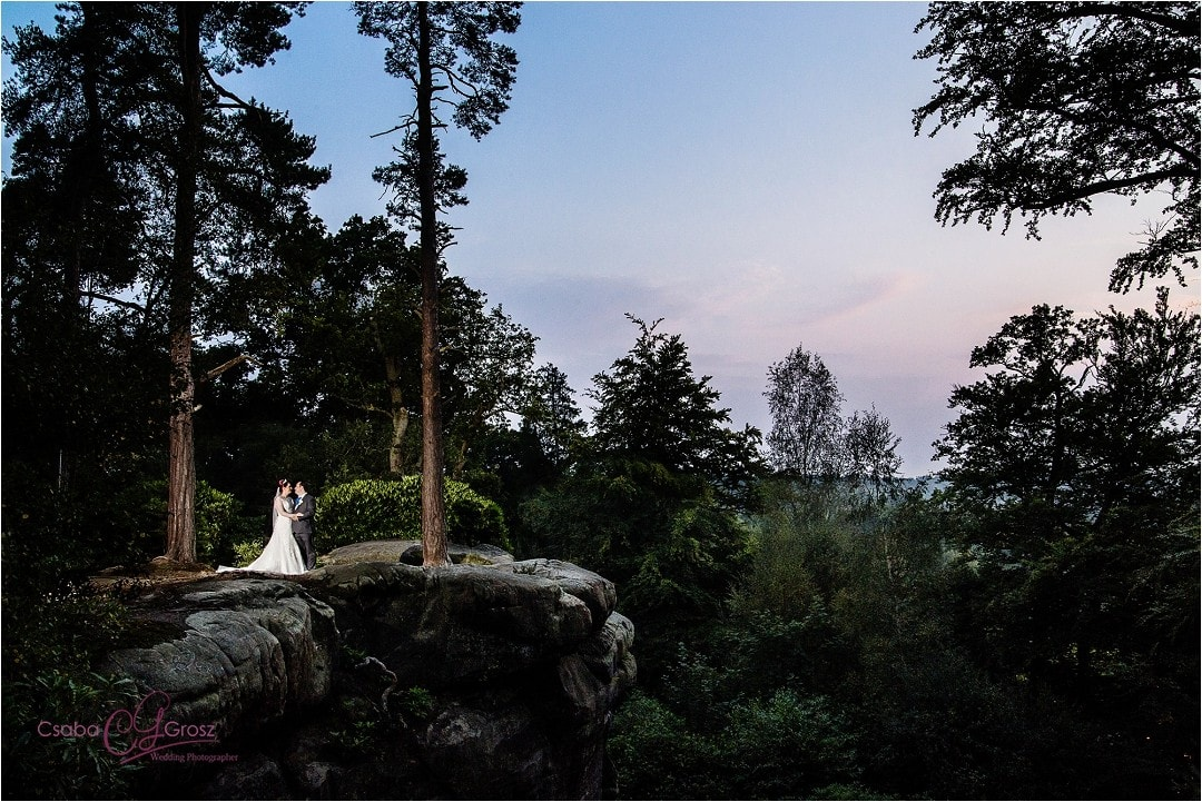 High Rocks wedding photography