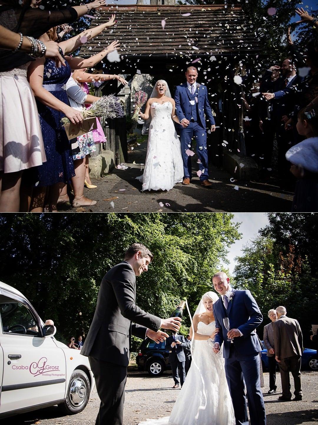 Fun Hertfordshire Wedding Photography