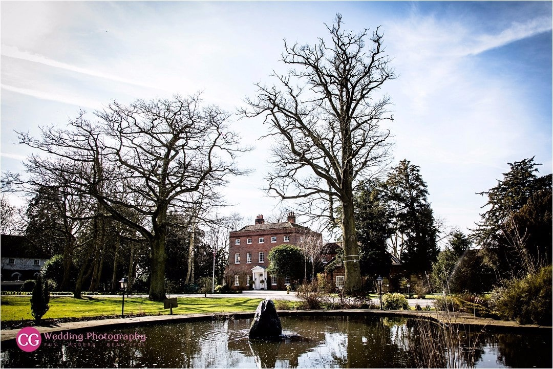 The Perfect Wedding Venue by CG Wedding Photography - The Mulberry House